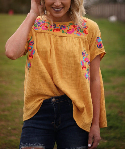 The Carissa Top