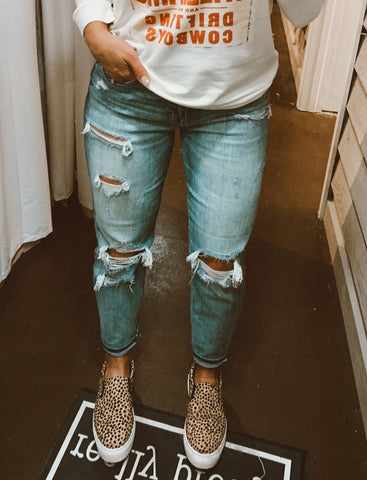 The Tobi Relaxed Skinnies