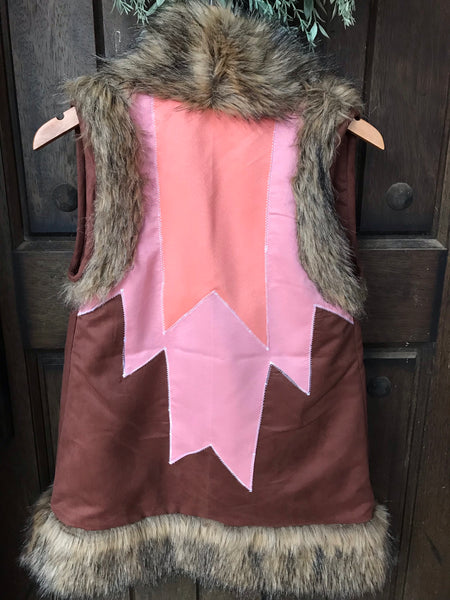 Judith March Fur Vest