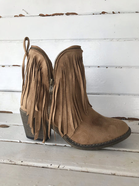 The Casey Bootie