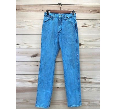 Vintage Acid Washed Wranglers