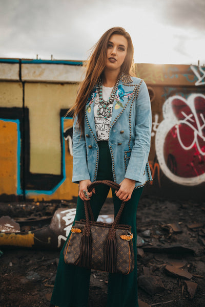 The Benton Studded Jacket