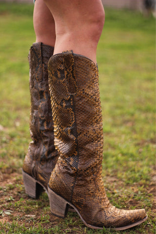 Corral Tall Python PRE ORDER