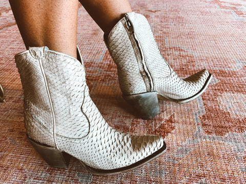 Corral Spacey Bootie Pre-Order