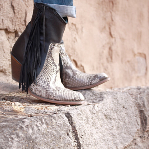 The Evangeline Bootie