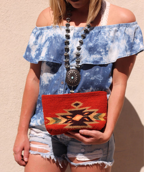 The Summer Moon Clutch