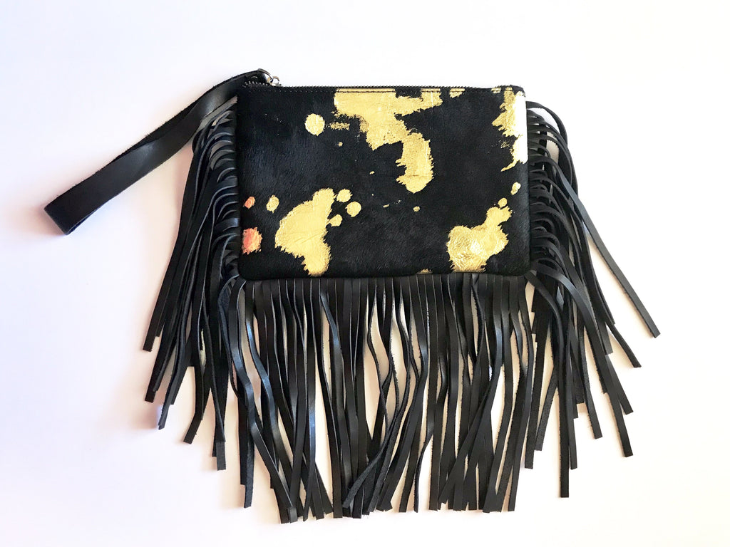 Gold Dust Clutch