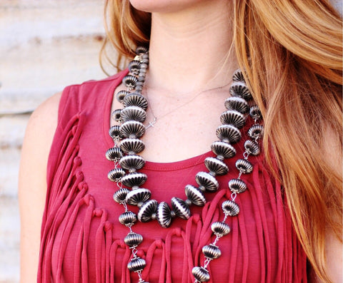 The Santa Fe Necklace