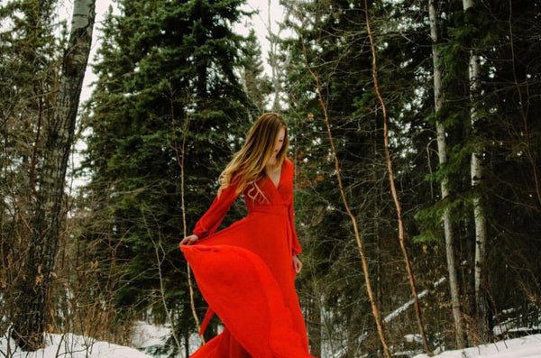 Nights in Aspen Maxi
