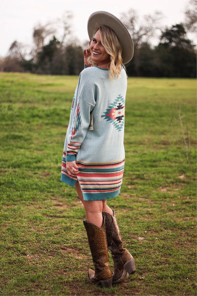 The Tasha Saltillo Sweater