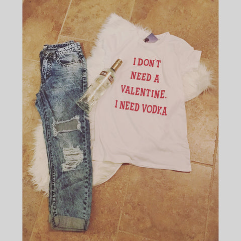 Vodka Valentine