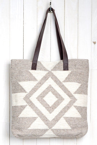 The Lauren Aztec Tote