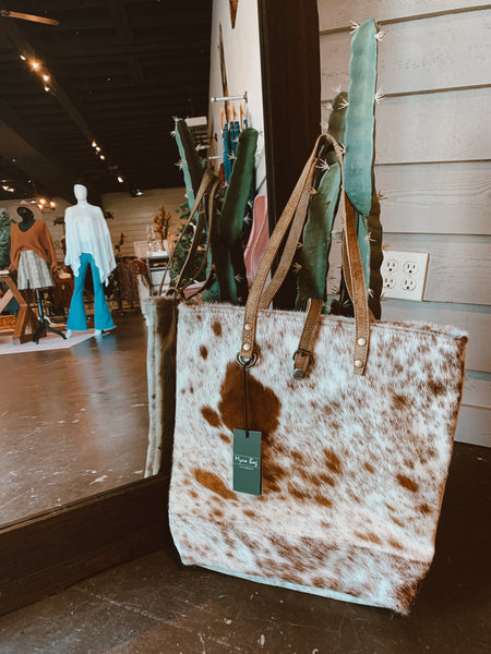 The Chestnut XL Tote