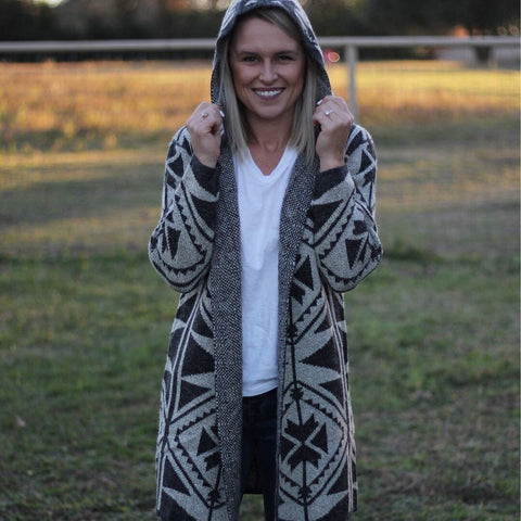 The Boulder Springs Cardigan