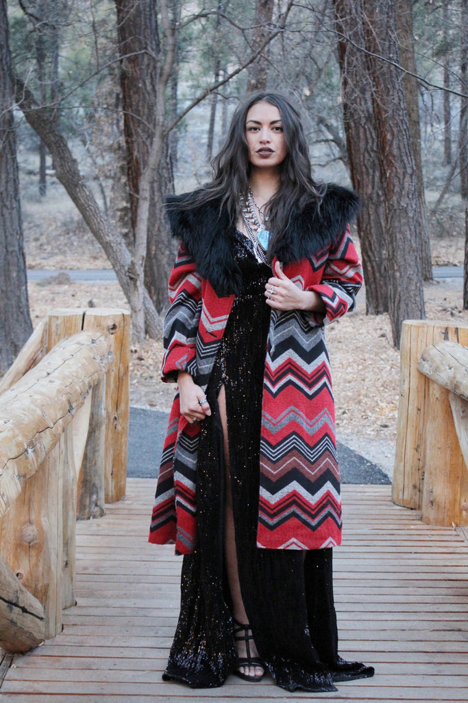 The Eclipse Long Coat