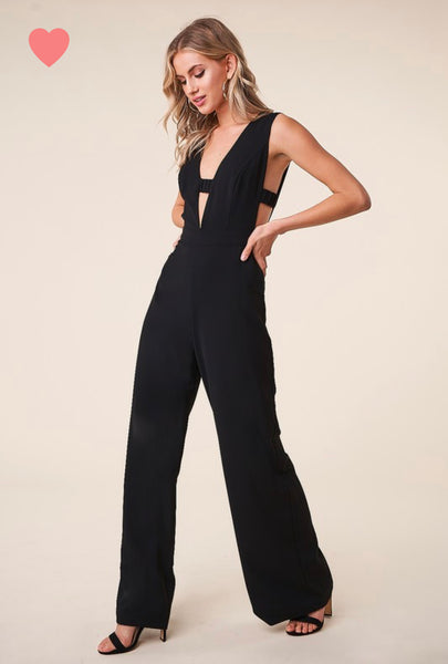 The Reeves Jumpsuit