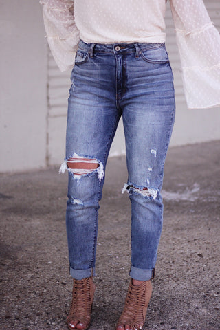 The Kynlie Girlfriend Jean