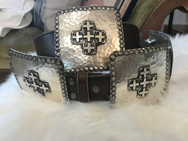 The Hope Concho Belt
