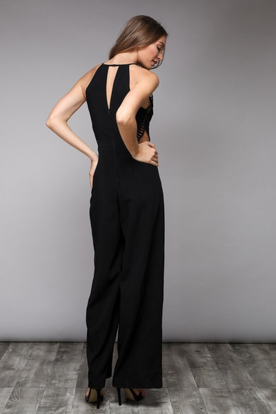 The Hepburn Jumpsuit