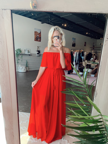 The Stellar Maxi in Red