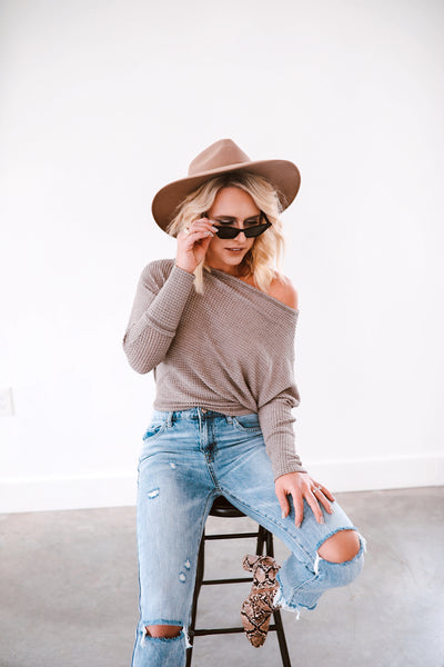 The Millie Off Shoulder Top