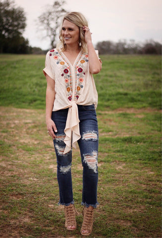 The Paige Skinny Jean