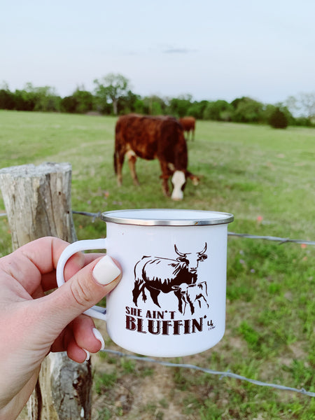 Cow Camp Cups