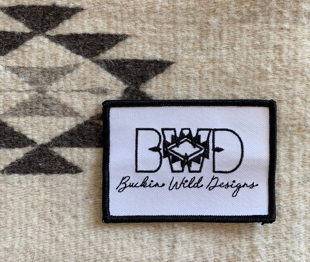 BWD Embroidered Patch