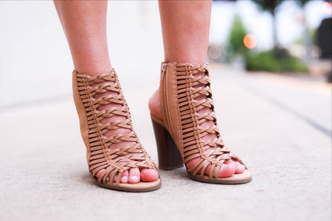 The Staci Spring Wedges