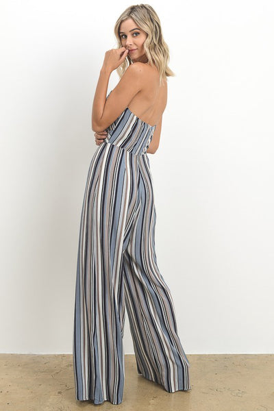 The Carmyn Beach Jumpsuit