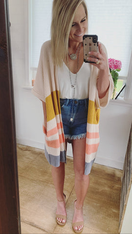 The Mia Spring Cardigan