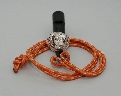 Silver Dog Whistle - Spaniel
