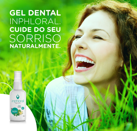 Gel Dental Natural – Sem Flúor. INPHLORAL