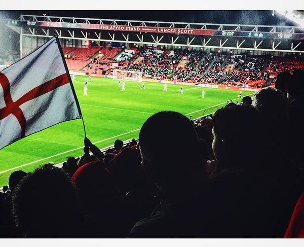 England Women's Football - Lionesses vs. Bosnia in Bristol Ashton Gate