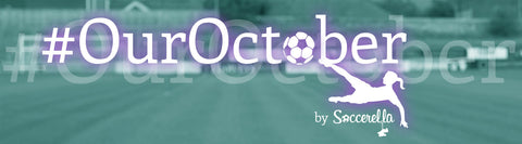 Soccerella #OurOctober - building the profile of women's football