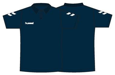Belles RTC: Hummel Core Cotton Polo Shirt (navy)