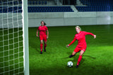 Uhlsport Stream 3.0 Women's Football Shirt in action
