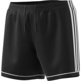 Adidas Squadra Shorts Black (Women's)