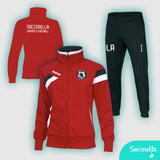 Soccerella - Errea Florence Ladies Women's-Fit Football Travel Tracksuit