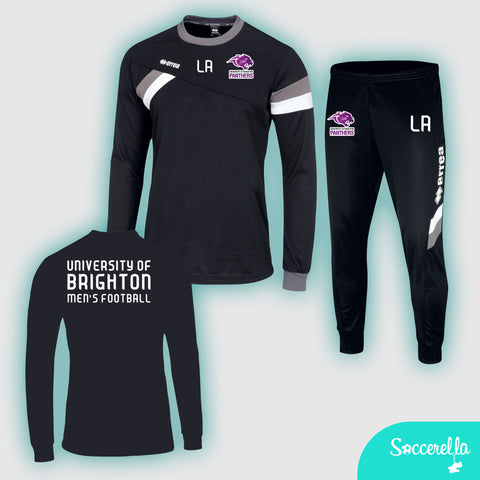 UB Men's Football: Errea Forward Tracksuit