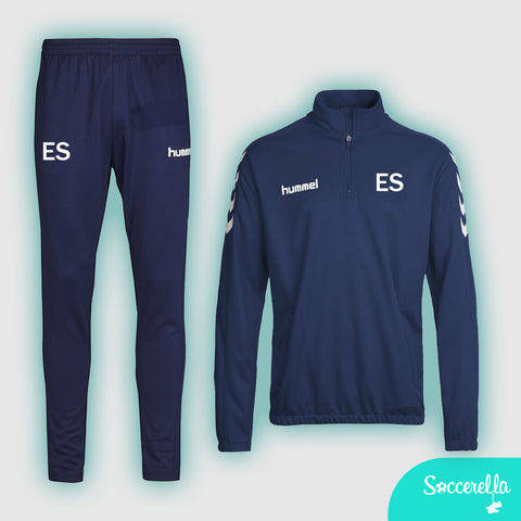 Sussex Hummel Core Training Football Pant
