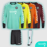 Soccerella - Hummel Essential Unisex Football Goalkeeper Kit