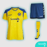 Soccerella - Hummel Sirius Ladies Women's-Fit Football Kit