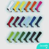 Soccerella - Stanno Uni Ladies Women's-Fit Football Socks