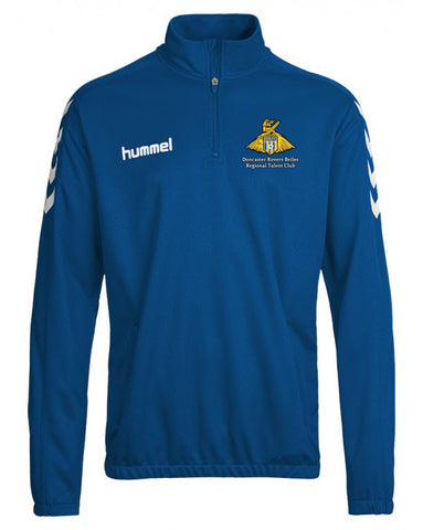 Belles RTC: Hummel Core Training Half-Zip