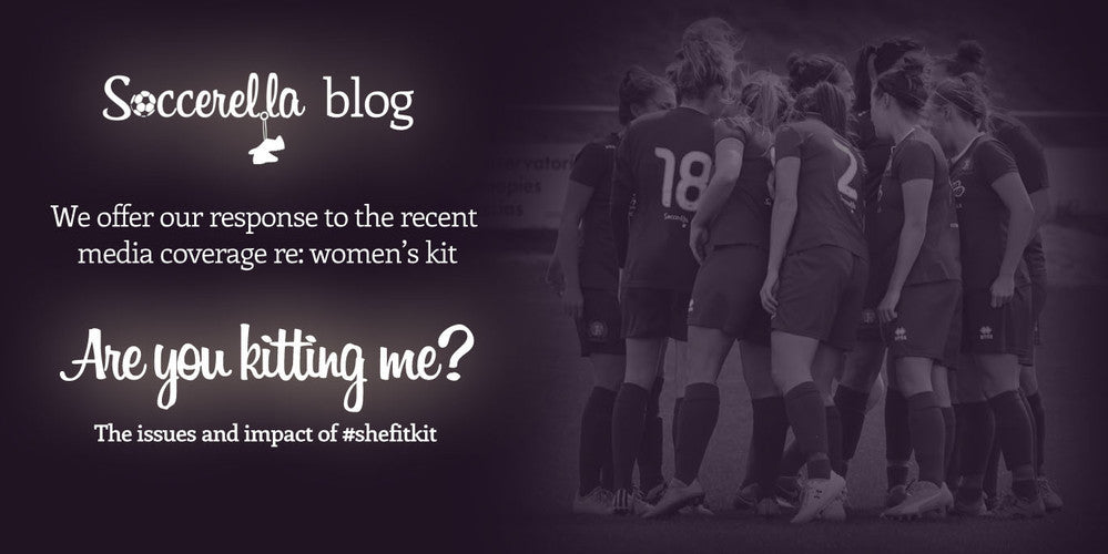 The impact of women's-fit kit on the development of women's football