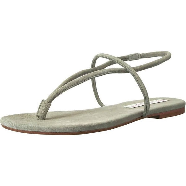Knock Out Suede Sandal