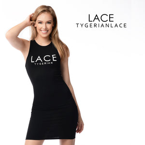 Tygerian Lace Tank Dress