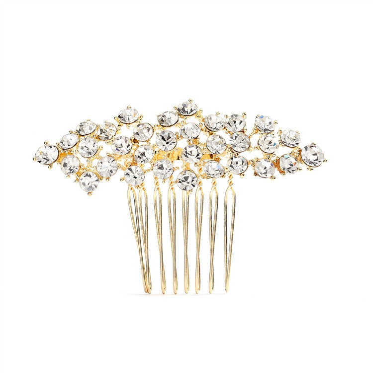 Daylight Crystal Hair Comb