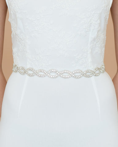 Madison Bridal Belt
